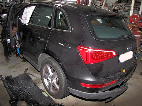 Gutachten Haftpflichtsch 228 Den Nach Unfall An Einem Audi Und